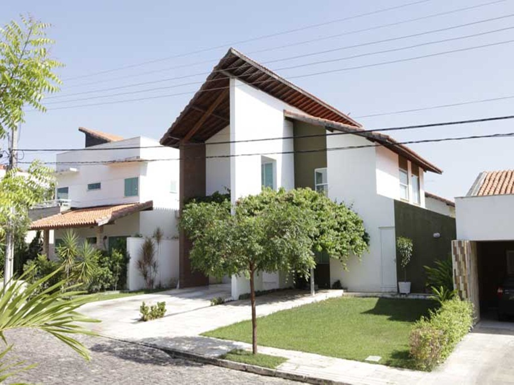 Fachada Casa Duplex do Co