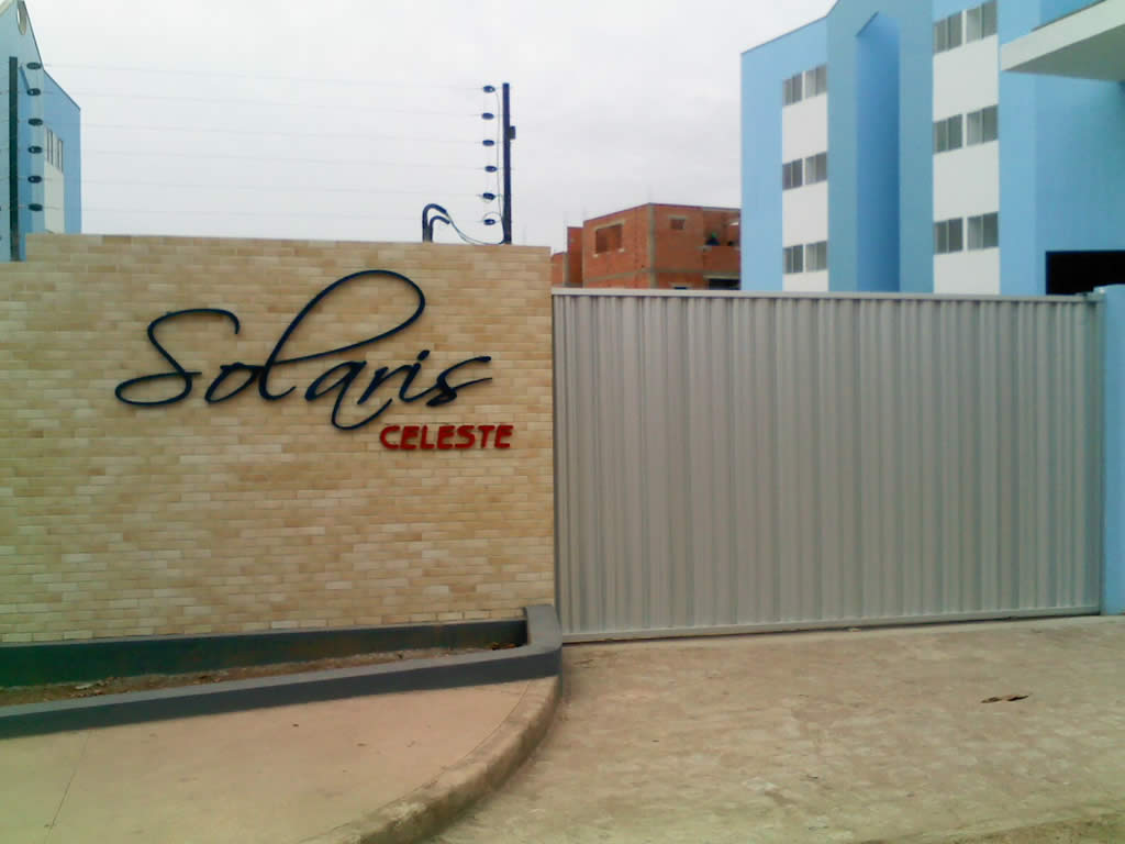 Piscina Solaris Celeste