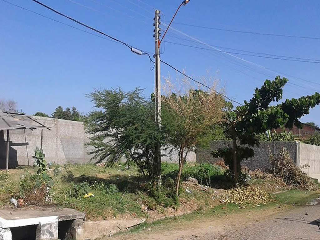Terreno no Parque Jurema