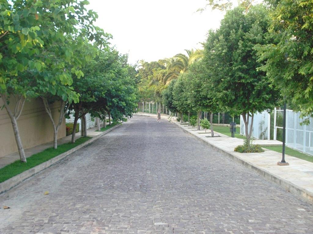 Área Externa do Condomíni